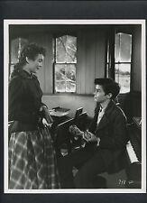 JANE WYMAN + DICK BEYMAR - 1953 SO BIG - ROBERT WISE DIRECTS - REAGAN 'S EX-WIFE