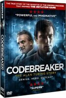 Neuf Codebreaker - The Alan Turing Story DVD