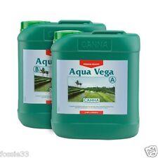 Canna Aqua Vega A&B 5 Litre Hydroponic Nutrients