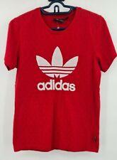 Adidas & Pharrell Williams Collaboration rot T-Shirt UK 12 248