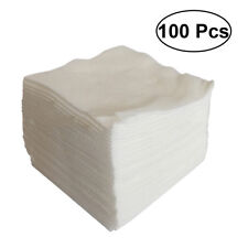 100x 10*10cm Gauze Pads Sponges Medical Bandages First aid Wound Care