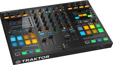 Native Instruments Traktor Kontrol S5 USB MIDI DJ Controller Mixer + DJ Software