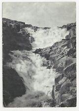 Judges Postcard, Cauldron Snout, Teesdale, Posted 1971