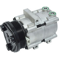 Brand New AC A/C Compressor With Clutch fits: 97-01 Ford E-150 Econoline