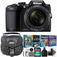 Nikon Coolpix B500 Digital Camera with Photo Editing Scrapbooking Collection Kit