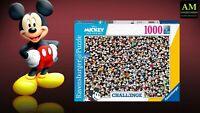 Ravensburger Puzzle - Disney Challenge Mickey Mouse Et Friends 1000 Pièces Ovp
