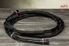 NBS Black Label II XLR Kabel / Interconnect Cable -- (offiziell NBS Distributor)