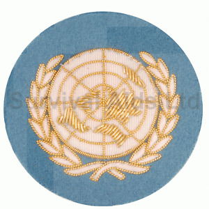 United Nations Officers Beret Badge