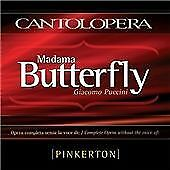 Giacomo Puccini: Madama Butterfly  (US IMPORT)  CD NEW