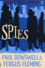 Spies (Usborne True Stories)-ExLibrary