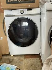 Two Samsung Dryers for Sale. Model: Dve45R6300W Must pick-up from location.