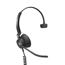 Jabra Engage 50 Mono USB-C Wired Headset Black Type-C 120cm cord