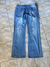 G-STAR NEW REESE LOOSE Damen Jeans Low Boot Cut 31/34 NEUWERTIG