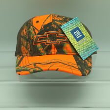 Adult Official Chevy Chevrolet Mossy Oak Camo HAT Adjustable Hat New With Tags
