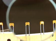 1000 X  CERAMIC CAPACITOR  100pF 100V 5% COG/NPO 2.54mm Pitch