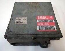 Engine Control Unit Peugeot/Citroen 1.4i Petrol 9617149880 ECU BOSCH 0261200778