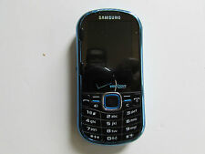 GOOD Samsung Intensity II 2 SCH-U460 - Blue Basic Cell Phone (Page Plus)