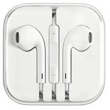 New For Apple iPhone 6S 6 5 5S Wired 3.5MM Jack Headphones Headset Earbuds Gifts