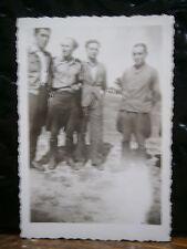 Photo argentique guerre 39 45 soldat Allemand wehrmacht WWII 2 Officier cavalier