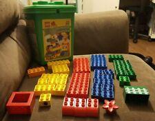 Lot of 56 Duplo Lego bricks slopes Building Blocks