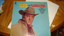 Elvis Sings Flaming Star LP 1969 Play Tested Excellent CAS 2304