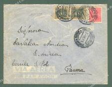 ERITREA. Africa Orientale Italiana. Lettera da Gondar per Parma del 3.10.1939