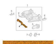 Mercedes MERCEDES-BENZ OEM 08-14 C300 Seat Track-Front Rail Right 0009110275
