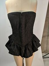 Betsey Johnson Queen Corset Top SZ. M BRAND NEW NEVER WORN