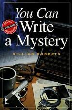 You Can Write a Mystery (You Can Write It!)-ExLibrary