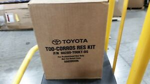 Toyota Corrosion Resistance Kit Undercoating 00289-TOOKT-DS