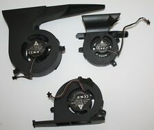 "Apple iMac 24"" A1200 2.13/2.33Ghz Cooling Fan Set 603-8971 603-8969 603-8970"