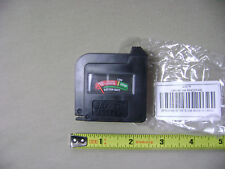Compact Battery Tester for 9-Volt, Aa, Aaa, etc Batteries (New) Mini Small Tiny