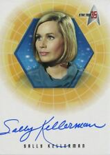 Star Trek 35th Anniversary Holofex Autograph Card A5 Sally Kellerman