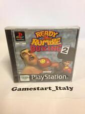 READY 2 RUMBLE BOXING 2 (SONY PS1) NUOVO SIGILLATO NEW SEALED PAL