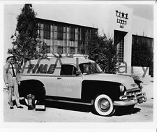 Ref. # 31487 Factory Photo 1955 Chevrolet Bel Air Beauville Station Wagon