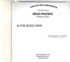 (DU136) Ergo Phizmiz, The Music Man - DJ CD