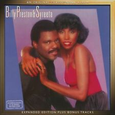 Billy Preston & Syreeta - Billy Preston & Syreeta   New cd