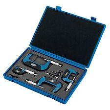 Draper 46607 Expert 4 Piece Metric External Micrometer Set