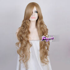 Ash Blonde Long Hair for Cinderella fairy priness ASIH Synthetic Cosplay Wig