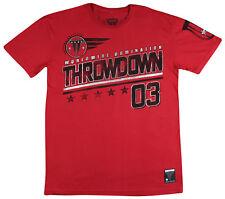 Throwdown Eternal T-Shirt (Red) - 2XL