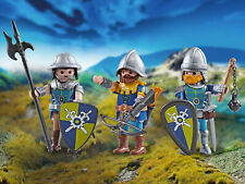 Playmobil Three Knights of Novelmore 9836 Addon Figures NEW