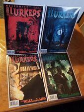 Lurkers (2004 IDW) #1-4 Complete Set, Steve Niles Hector Casanova