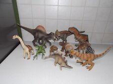 """14593 mini schlüsselanhäger/"""" /""""giganotosaurus Schleich-nuevo * banderilla-New * día!!!"""
