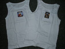 Sous-vêtements blancs pour garçon de 2 à 16 ans