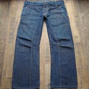 JACK & JONES W34 L30 TOP Herrenjeans blau Denim Jeans 34/30
