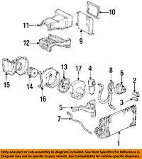 GM OEM Air Conditioner-Condenser 52458719