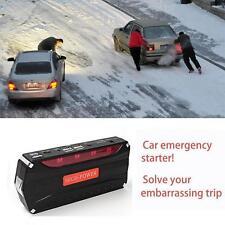 68800mAh Portable Power Bank Car Jump Starter 12V Pack Booster Charger Battery