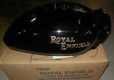 Royal Enfield Gas Fuel Tank NOS Black 801307