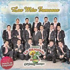ORIGINAL BANDA EL LIM¢N DE SALVADOR LIZRRAGA - LAS MAS FAMOSAS NEW CD