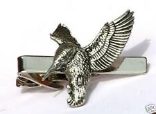 More details for kingfisher in flight tie slide or clip made in uk new 202